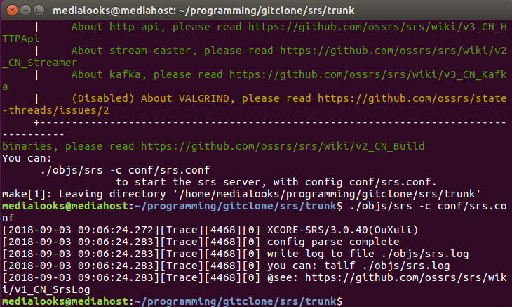 Quick RTMP server for the test purpose – Medialooks Help Center